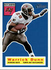 2001 Topps Heritage Football Card #1-100 - Choose Your Card