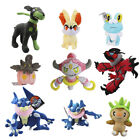 Pokemon X and Y Soft Stuffed Doll Plush Animal Figure Toy Collectible 6''-12''
