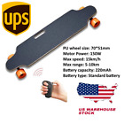 Four Wheel Boost Electric Skateboard Wireless Remote Controle Free UPS Shipping