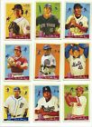 2008 UPPER DECK UD GOUDEY - STARS, ROOKIE RC'S, HOF - WHO DO YOU NEED!!!