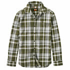 TIMBERLAND PRO Men's R-Value Flannel Long-Sleeve Work
