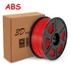 350M/400M Premium 3D Printer Filament 1.75mm ABS/ PLA For Print RepRap MarkerBot