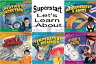 Age 6-12 Superstart Let's Learn About Series PC Windows XP Vista 7 8 10 Sealed