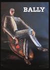 Art print POSTER /Canvas 1970s vintage french mens fashion poster bally shoes 2