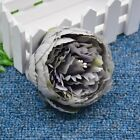 DIY Artificial Multi-colored Faux Silk Foam Rose Flowers Home Cafe Decorations