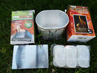 "BCB Latest British Military ""ALL WEATHER"" FIRE DRAGON Cooker and Fuel FREE MUG"