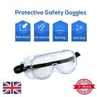 Scratch Resistant Safety Goggle General Purpose Protective Eyewear