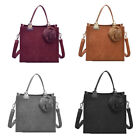 Women Girls Handbag Large Capacity Shoulder Bag Tote Purse Messenger Satchel New