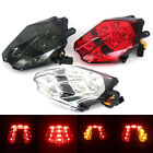 Fits Daytona 675 675R Speed Triple R/675/S765 Integrated LED Tail Turning Light $58.87 USD on eBay
