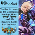 mr.skin.com account - League of legends Account Smurf NA | Unranked Play Now | Read Description