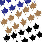 20 Maple Leaf Stickers For Decal Home Decor Wall Window Room Envelope Party Cup