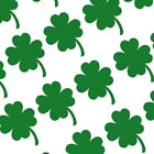 20 Shamrock Stickers For Decal Home Decor Wall Window Room Envelope Party Cup
