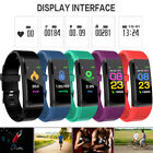 Sleep Sport Fitness Activity Tracker Smart Wrist Band Pedometer Bracelet Watch