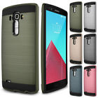 Anti-Slip Shockproof Silicone Rugged Anti-Scratched Case Cover For LG G3 G4 G5