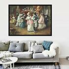 3d Art Painting 6 Fake Framed Poster Home Decor Print Painting Unique Art Summer