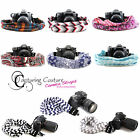 Capturing Couture Comfortable Camera scarf Strap + Ivation Spot Cleaning Cloth