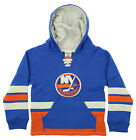 CCM NHL Kids New York Islanders Retro Skate Pullover Hoodie, Blue on eBay