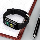 Fitness Tracker Call Reminder Smart Wrist Band IP67 Color Display