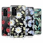 HEAD CASE DESIGNS WATERCOLOUR INSECTS SOFT GEL CASE FOR HUAWEI PHONES