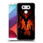 OFFICIAL CHRISTOS KARAPANOS HORROR 3 HARD BACK CASE FOR LG PHONES 1