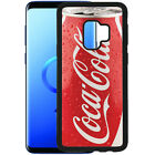 Coca Cola Original Cold Drink Can Custom Cover Print Case for Samsung Galaxy $11.4  on eBay