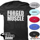 FORGED MUSCLE Gym Rabbit T Shirt 6 colors Workout Bodybuilding Fitness Lift D324 image