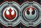 Star Wars X-Wing Miniatures Rebel & Resistance Pilot Cards from FFG £0.99 GBP on eBay