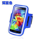 For Samsung Phone Running Jogging Sports GYM Armband Arm Strap Case Cover Holder