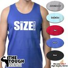 SIZE MATTERS Gym Rabbit Muscle T Shirt Tank 6col Sleeveless Bodybuilding D332 image