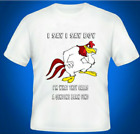 Foghorn Leghorn I Say Boy Cartoon Inspired Tv Show Barn Find Mens T-shirt Top