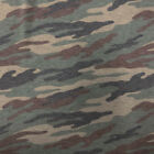 Camouflage Printed on French Terry Fabric - Style P-197-506