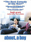 About a Boy (DVD, 2003, Full Frame)