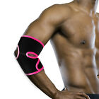 Elbow Brace Compression Sleeve Tennis Elbow Support Bandage Strap For Tendonitis