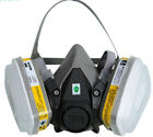 For 3M 6200 6002 15 pcs Suit Respirator Painting Spraying Fa