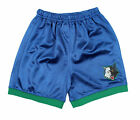 NBA Basketball Boys Toddlers Minnesota Timberwolves Mesh Team Shorts - Blue