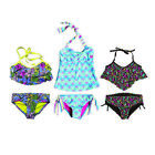 Внешний вид - Roxy Girls 2 Piece Bikini Set - UPF 50+ Sun Protection - Variety Designs & Sizes