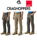 Craghoppers NosiLife Insect Repellent TROUSERS CMJ368 (Black, Pebble or Bark)