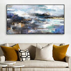 Large Fashion Art Abstract 100% Hand-Painted Oil Painting Living Room Decor Wall