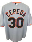 San Francisco Giants Orlando Cepeda Cooperstown Collection Throwback Jersey on Ebay