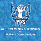 PlayStation Trophies Platinum Trophy Service PS Vita Games Collection