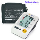 Automatic Arm Blood Pressure Monitor BP Cuff Machine Gauge Tester Meter Sensor