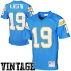 Mitchell & Ness Lance Alworth San Diego Chargers Powder Blue 1963 Retired Player $139.95 USD on eBay