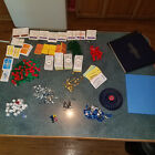 Monopoly Replacement Parts Money movers Deeds, Here and now, Deluxe