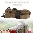 USA Retro Tactical Quick Detach QD 1 or 2 Point Multi Mission Rifle Sling NylonSlings & Swivels - 73977