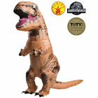 Rubies T-Rex Inflatable Costume Child and Adult size Jurassic World T Rex