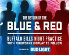"6 BUFFALO BILLS ""RETURN OF BLUE & RED"" NIGHT PRACTICE TICKETS - FRI 8/3/2018 on eBay"