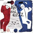 Hamp and Getz, Stan Getz, Lionel Hampton,  CD  NEW   FREE 1ST CLASS SHIPPING!!!