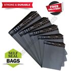 Strong Grey Mailing Post Mail Postal Bags Plastic Postage Poly Mailer Parcel Bag