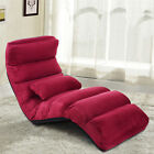 Folding Lazy Sofa Home Super Soft Pillow Couch Beds Lying Stylish Lounge Chair