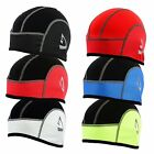 Deckra Cycling Skull Cap Thermal Bicycle Bike Under Helmet Windstopper Cap